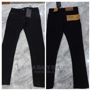 Boys Black Jeans Trouser | Children's Clothing for sale in Lagos State, Maryland