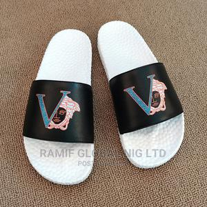 Leather Casual Slippers | Shoes for sale in Kwara State, Ilorin West