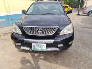 Lexus RX 2008 Black   Cars for sale in Lagos State, Ogba