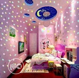 Star and Moon Glow in the Dark Stickers | Home Accessories for sale in Abuja (FCT) State, Mararaba