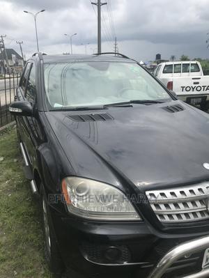 Mercedes-Benz M Class 2006 Black   Cars for sale in Delta State, Warri