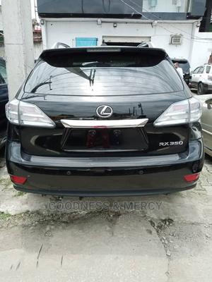 Lexus RX 2012 350 FWD Black | Cars for sale in Lagos State, Maryland