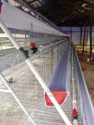 Battery Cage 96 Birds Capacity   Farm Machinery & Equipment for sale in Oyo State, Oluyole