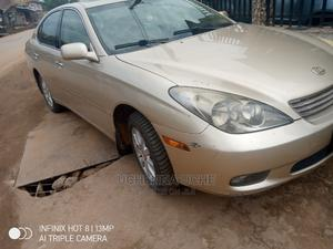 Lexus ES 2004 330 Sedan Gold | Cars for sale in Anambra State, Onitsha
