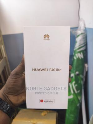 New Huawei P40 Lite 128 GB Black   Mobile Phones for sale in Lagos State, Ikeja