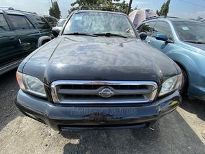 Nissan Pathfinder 2003 LE RWD SUV (3.5L 6cyl 4A) Black | Cars for sale in Lagos State, Apapa
