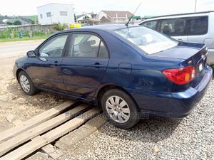 Toyota Corolla 2003 Sedan Automatic Blue | Cars for sale in Abuja (FCT) State, Karu