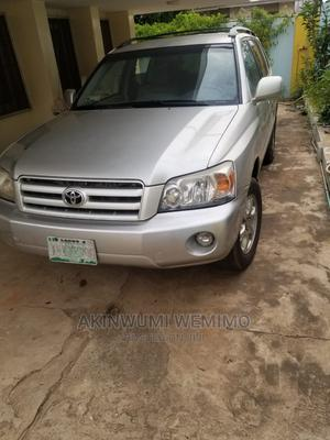 Toyota Highlander 2006 Silver | Cars for sale in Oyo State, Ibadan