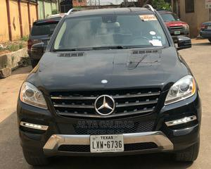 Mercedes-Benz M Class 2014 Black | Cars for sale in Lagos State, Abule Egba