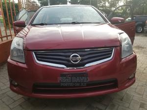 Nissan Sentra 2012 2.0 SL Red | Cars for sale in Lagos State, Magodo