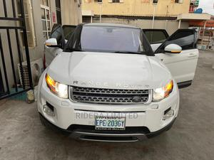 Land Rover Range Rover Evoque 2014 White | Cars for sale in Lagos State, Ojodu