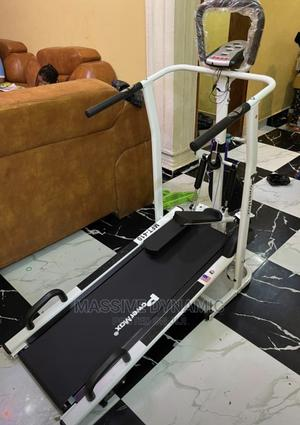 Manual Treadmil With Twister and Stepper | Sports Equipment for sale in Lagos State, Lekki