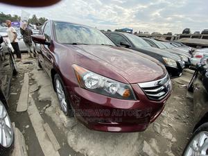 Honda Accord 2009 Red   Cars for sale in Lagos State, Apapa