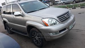 Lexus GX 2005 470 Sport Utility Silver | Cars for sale in Lagos State, Amuwo-Odofin