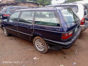Volkswagen Passat 1998 GLS Station Wagon Blue | Cars for sale in Lagos State, Ifako-Ijaiye