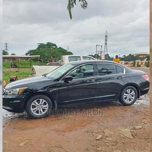 Honda Accord 2012 Sedan SE Black   Cars for sale in Benue State, Makurdi