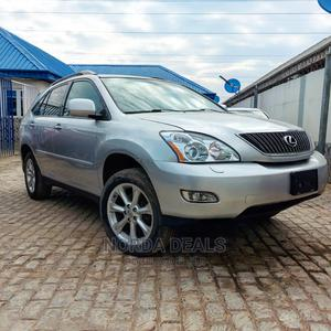 Lexus RX 2009 350 4x4 Silver | Cars for sale in Lagos State, Surulere