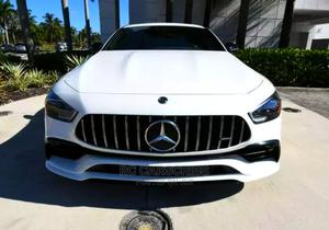 Mercedes-Benz AMG GT 2020 GT 43 4MATIC+ (4 Dr) White   Cars for sale in Lagos State, Lekki