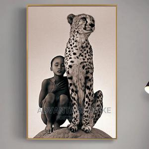 Artwork 0013 (36x23 Inches)   Arts & Crafts for sale in Lagos State, Lekki