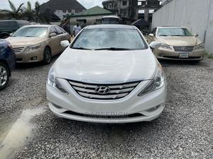 Hyundai Sonata 2014 White | Cars for sale in Rivers State, Port-Harcourt