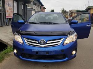 Toyota Corolla 2010 Blue | Cars for sale in Lagos State, Surulere