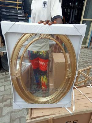 Gold Mirror | Furniture for sale in Lagos State, Orile
