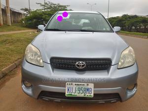 Toyota Matrix 2005 Blue   Cars for sale in Abuja (FCT) State, Wuye