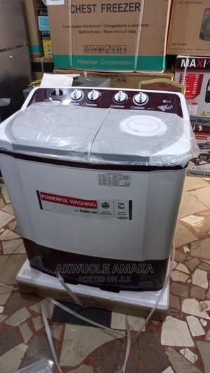 LG WASHING MACHINE 8KG ( 2 Year Warranty) | Home Appliances for sale in Lagos State, Ifako-Ijaiye