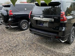 Toyota Land Cruiser Prado 2012 Black | Cars for sale in Abuja (FCT) State, Utako