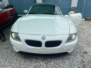 BMW Z4 2006 White | Cars for sale in Abuja (FCT) State, Central Business District