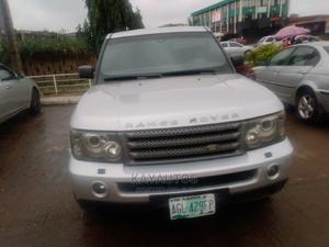 Land Rover Range Rover Sport 2006 HSE 4x4 (4.4L 8cyl 6A) Silver   Cars for sale in Oyo State, Ibadan