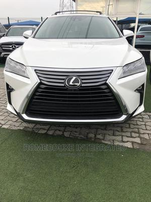 Lexus RX 2019 350L Luxury AWD White | Cars for sale in Lagos State, Lekki
