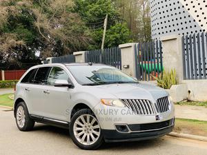 Lincoln MKX 2013 AWD Silver   Cars for sale in Abuja (FCT) State, Central Business District