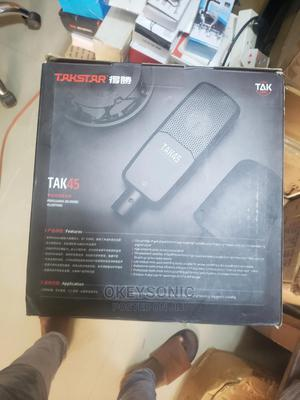 Takstar Studio Microphone TAK45 | Audio & Music Equipment for sale in Lagos State, Ojo
