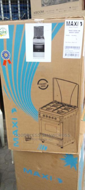 Maxi Gas Cooker All Gas | Kitchen Appliances for sale in Lagos State, Ojo