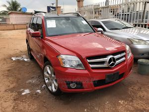 Mercedes-Benz GLK-Class 2010 350 4MATIC Red | Cars for sale in Delta State, Ika North East