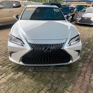 New Lexus ES 2020 350 Luxury White | Cars for sale in Lagos State, Ikeja
