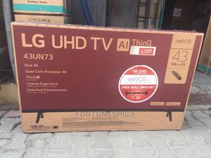 LG Uhd 4K TV 65 Inch Un73 Series, 4K Active Hdr | TV & DVD Equipment for sale in Lagos State, Ikoyi