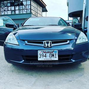 Honda Accord 2004 Automatic Black | Cars for sale in Lagos State, Alimosho