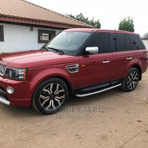 Land Rover Range Rover Sport 2009 Red | Cars for sale in Oyo State, Ibadan