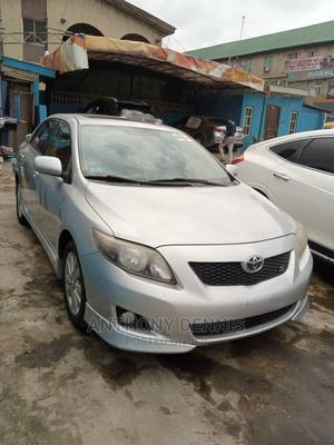 Toyota Corolla 2009 Silver | Cars for sale in Lagos State, Ilupeju