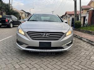 Hyundai Sonata 2015 Silver   Cars for sale in Lagos State, Magodo