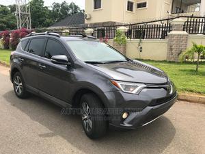 Toyota RAV4 2018 Gray   Cars for sale in Abuja (FCT) State, Wuye