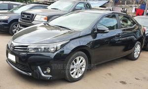 Toyota Corolla 2014 Black | Cars for sale in Lagos State, Lagos Island (Eko)