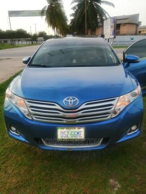 Toyota Venza 2010 V6 AWD Blue | Cars for sale in Delta State, Warri