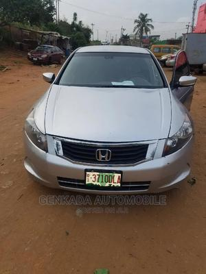 Honda Accord 2008 Silver   Cars for sale in Lagos State, Kosofe
