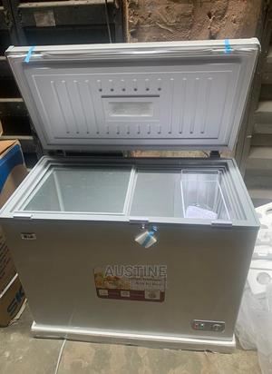 Brand New LG 300L,Chest Freezer, External Compressor, Silver | Kitchen Appliances for sale in Lagos State, Ilupeju
