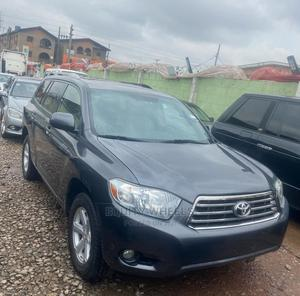Toyota Highlander 2008 Sport Gray | Cars for sale in Lagos State, Ogba