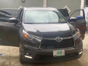 Toyota Highlander 2016 Gray   Cars for sale in Lagos State, Alimosho