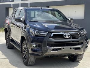 New Toyota Hilux 2021 Black   Cars for sale in Lagos State, Lekki